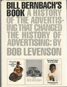 Bilde av boken til Bill Bernbach
